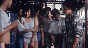 School on Fire 1988 Ringo Lam (Hong Kong Movie) DVD with English Subtitles (Region 3) 學校風雲