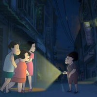 On Happiness Road 幸福路上 2018 (Taiwan Animation) BLU-RAY with English Subtitles (Region A)