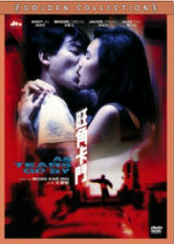 AS TEARS GO BY 1988 WONG KA WAI (Hong Kong Movie) DVD ENGLISH SUB (REGION FREE)
