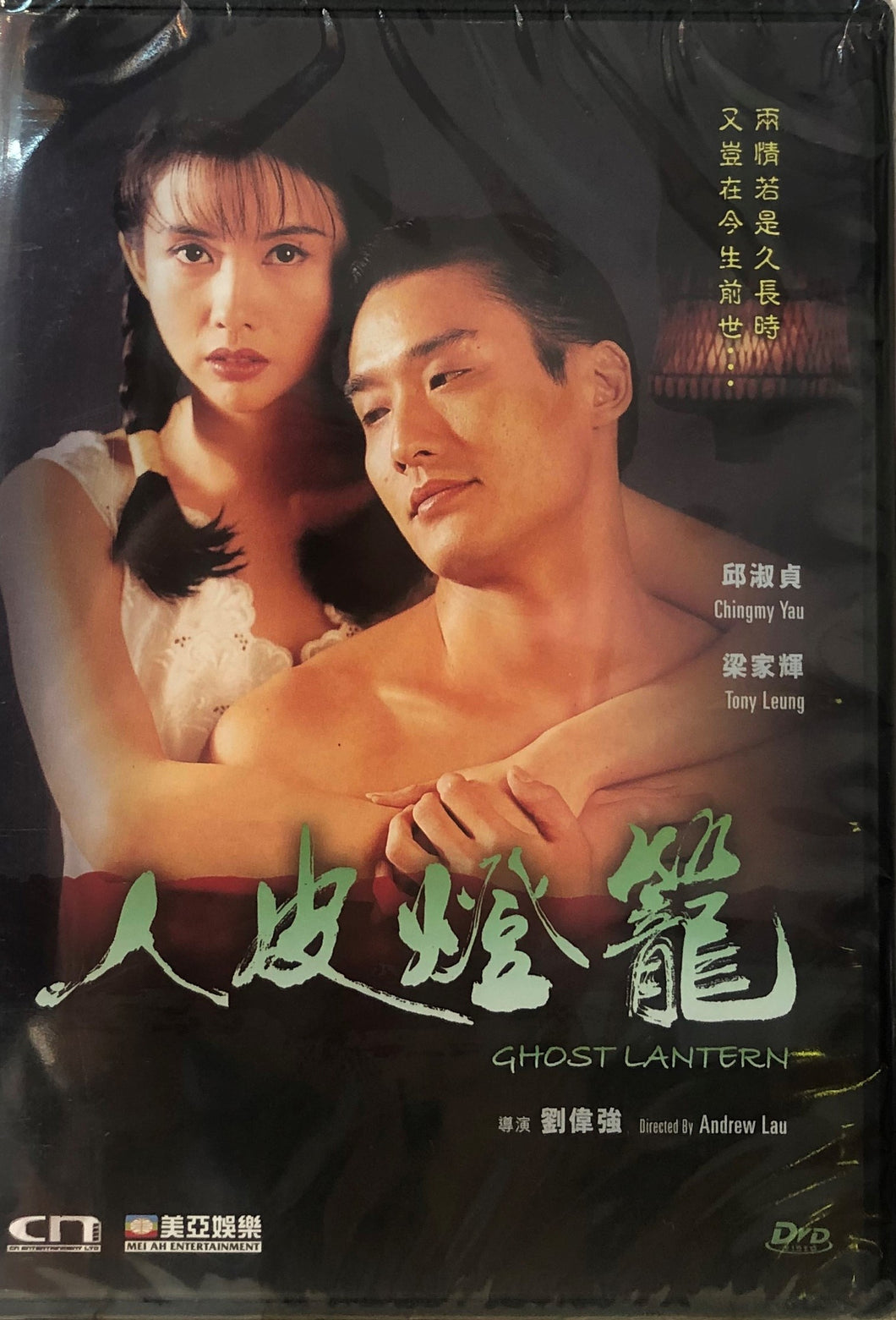 Ghost Lantern 1993 (Hong Kong Movie) DVD with English Subtitles (Region Free) 人皮燈籠