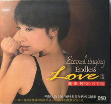 Load image into Gallery viewer, YAO SI TING - 姚斯婷 Endless Love IX (ENGLISH) CD