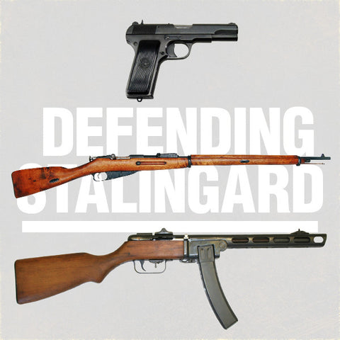 DEFENDING STALINGARD EXPERIENCE