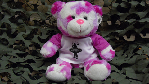 BFV Plush Camo Bear