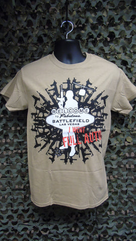 BFV Full Auto T-Shirt