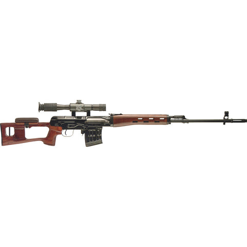 Dragunov SVD Sniper Rifle