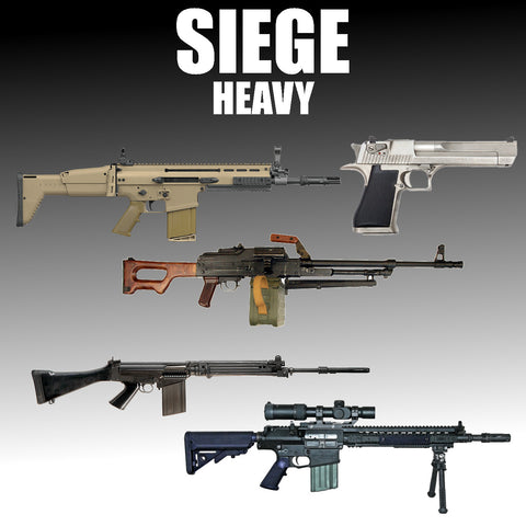 SIEGE HEAVY PACKAGE