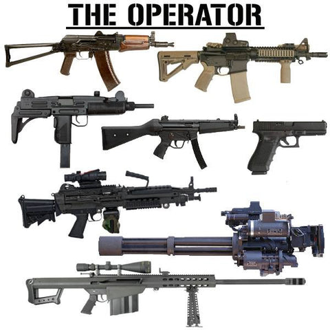 THE OPERATOR EXPERIENCE