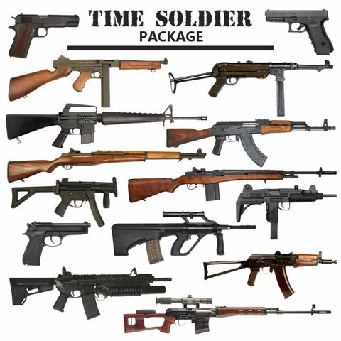 TIME SOLDIER PACKAGE