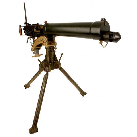 Vickers Mk. II Belt-Fed Machine Gun