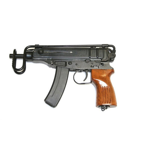 Vz 61 Machine Pistol