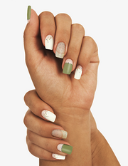 Green Tea ulta acrylic gel nail polish art design and nail colour stickers store | Kyutee.com