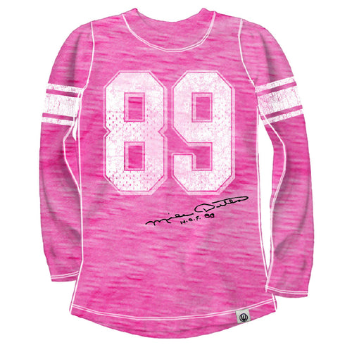 89 Long Sleeved Jersey - Pink