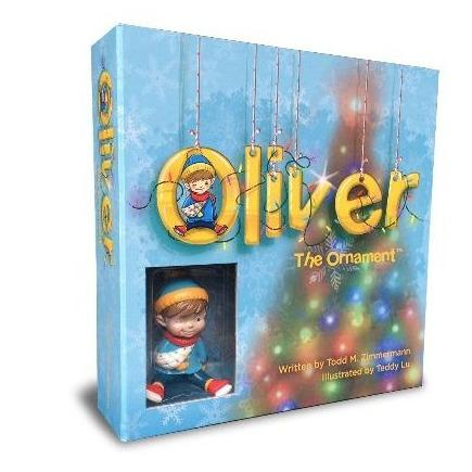 Oliver the Ornament Gift Set