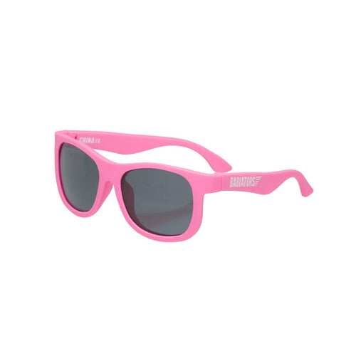 Think Pink Navigator Sunglasses