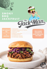 Load image into Gallery viewer, The Jack Man - Smokey BBQ Jackfruit - 1kg