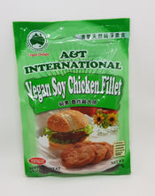 Load image into Gallery viewer, A&T - Vegan Soy Chicken Fillet (Crumbed) - 600g