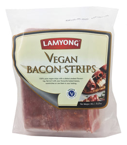 Lamyong - Vegan Bacon Slices - 1Kg