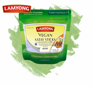 Lamyong - Veg Satay Sticks - 12Pcs