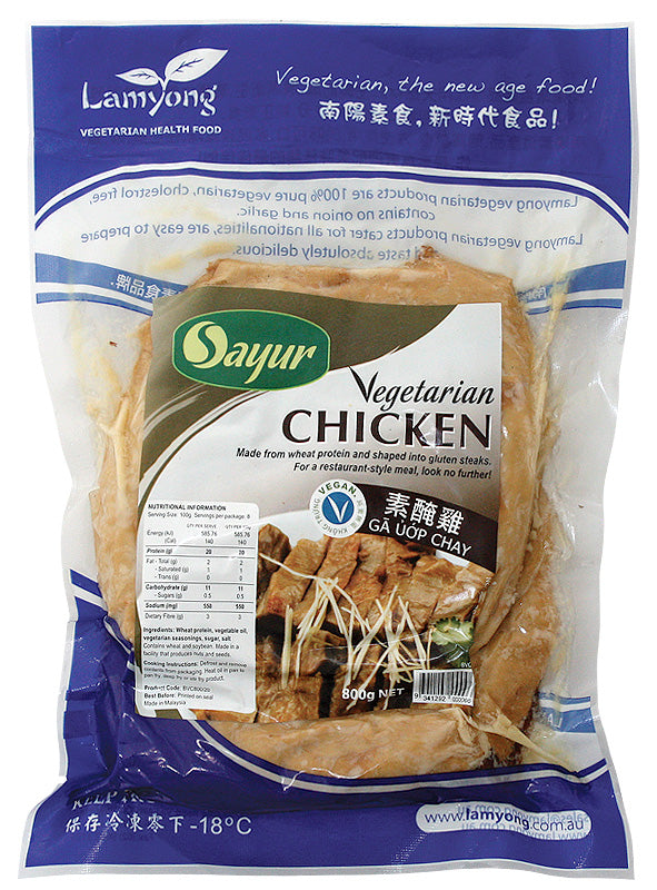 Vegan Chicken 800g