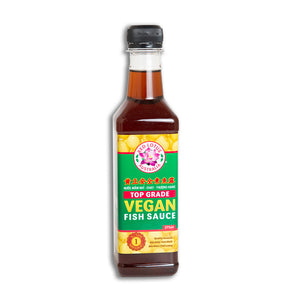 Red Lotus - Vegan Fish Sauce - 375ml