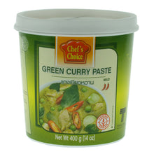 Load image into Gallery viewer, Green Curry Paste. The Plant Pantry is a Supplier and Distributor of Vegan and Plant Based Food to Sydney Cafes and Restaurants.