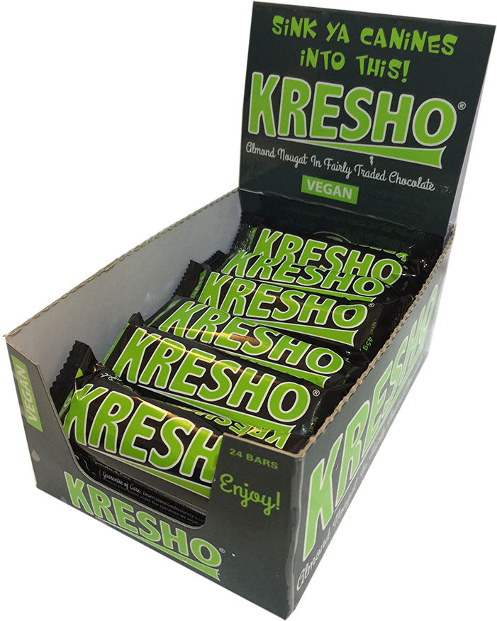 Desert Island Foods - Kresho Bar Retail Carton - (24 units)