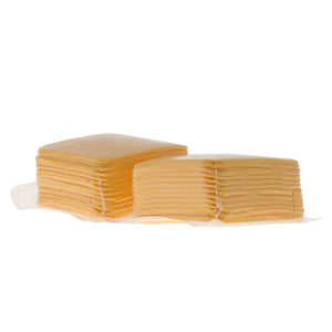 Cheddar Slices BULK 1kg 50 slices. The Plant Pantry is a Supplier and Distributor of Vegan and Plant Based Food to Sydney Cafes and Restaurants.