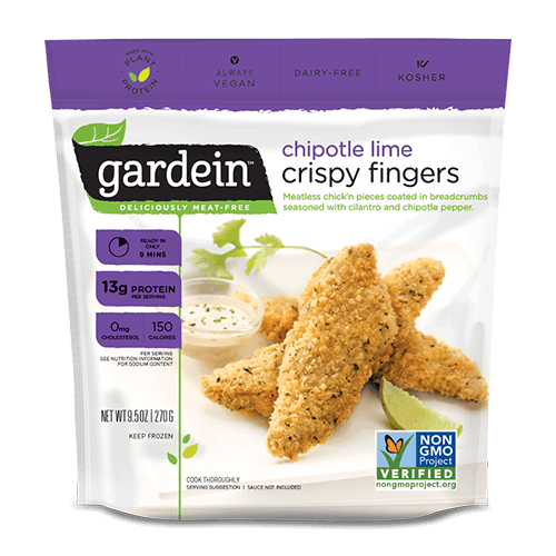 Gardein - Chipotle Lime Fingers - 270g