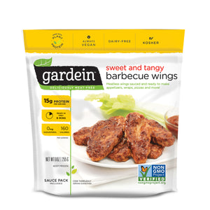 Sweet And Tangy Barbeque Wings 9Oz 8Pk