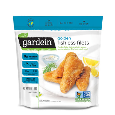 Fishless Fillets 10.1 Oz 8Pk