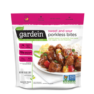 Sweet And Sour Porkless Bites 10.5Oz 8Pk