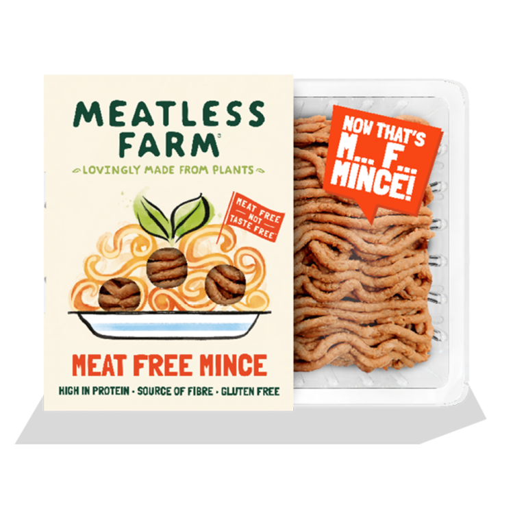 Meatless Farm Co - Plant Based Mince - 1kg