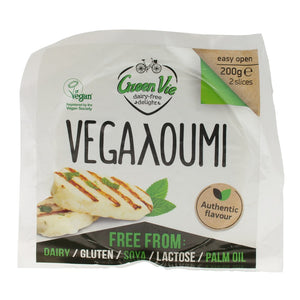 Haloumi-Style Block REGULAR. The Plant Pantry is a Supplier and Distributor of Vegan and Plant Based Food to Sydney Cafes and Restaurants.