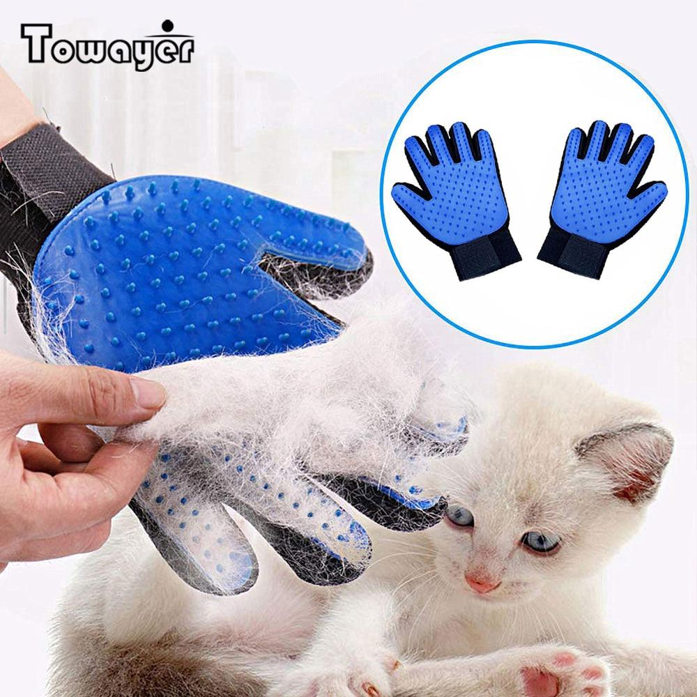 PET GROOMING GLOVE 2.0 [NEW & IMPROVED]