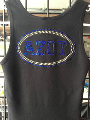 Ladies' Baby Rib Tank Top-azot