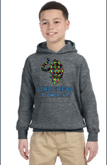 Heavy Blend™ Youth Pullover Hooded Sweatshirt