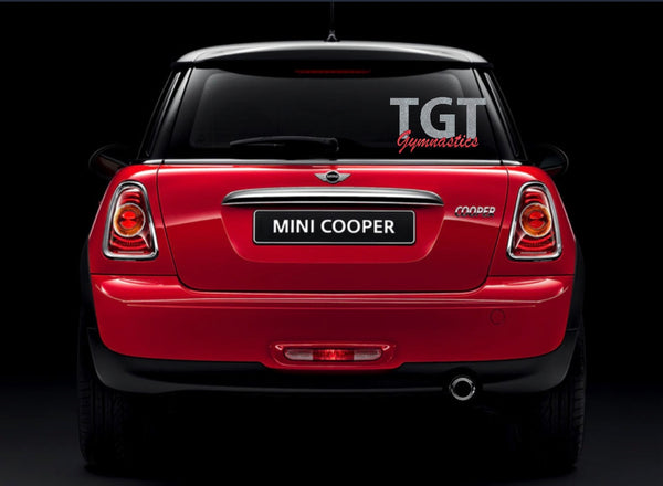 TNT VINYL CAR DECAL