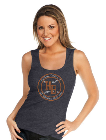 Juniors & Women Beater Tank-hbs