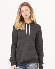 Bella + Canvas - Unisex Hooded Pullover Sweatshirt-EJ