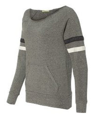 Ladies' Maniac Sport Eco-Fleece Sweatshirt-FALCONS