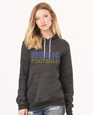 Bella + Canvas - Unisex Hooded Pullover Sweatshirt-K