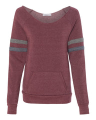 Eco-Fleece Women's Maniac Sport Sweatshirt-sjp