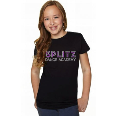 Girls The Princess Tee-SD