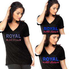 Girls The Princess Tee-royal