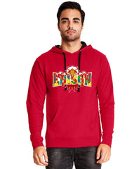 Next Level Adult French Terry Pullover Hoody