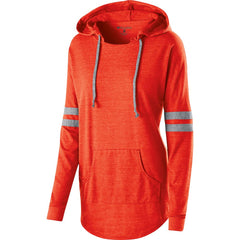 LADIES HOODED LOW KEY PULLOVER-knights