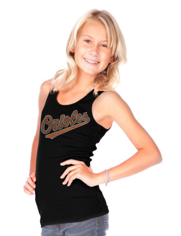 Girls Rib Tank-BB