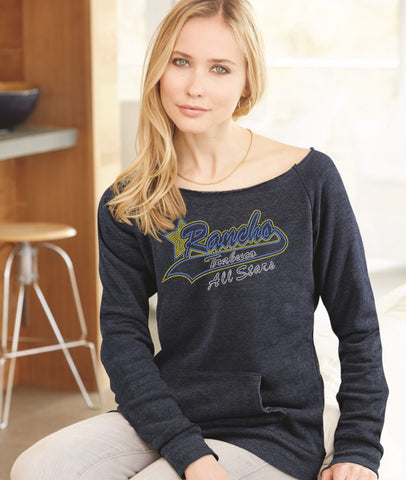 Ladies Maniac Eco-Fleece Sweatshirt-RTAS