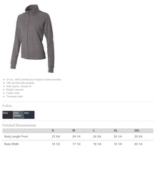 Ladies Cadet Jacket-BK