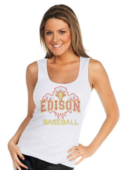 Juniors & Women Beater Tank-ehs